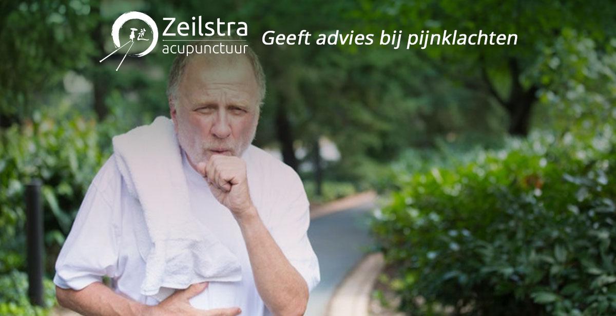 Ademhalingsproblemen acupunctuur